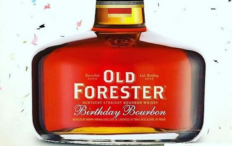old-forester-birthday-bourbon