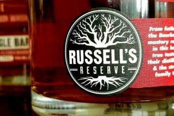 Russell's Reserve Single Barrel Straight Kentucky Bourbon Whiskey Review 2