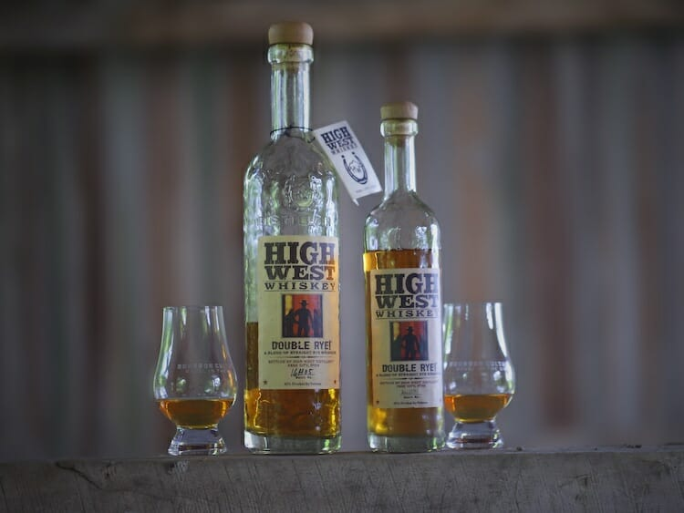 High West Double Rye Cover Picture