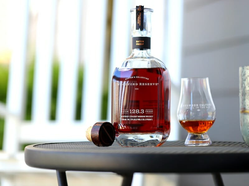Woodford Reserve Batch Proof Cover Photo