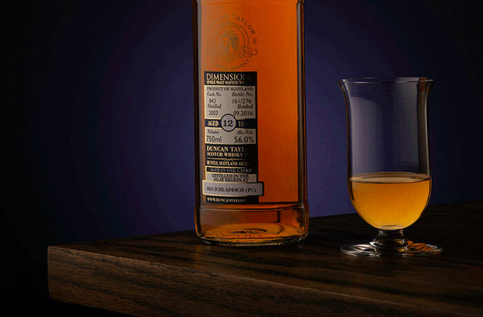 Duncan Taylor Bruichladdich (Port Charlotte) 12 Year Review