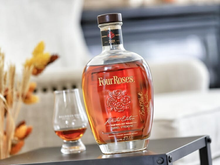 Four Roses Small Batch Limited Edition 2021 Review
