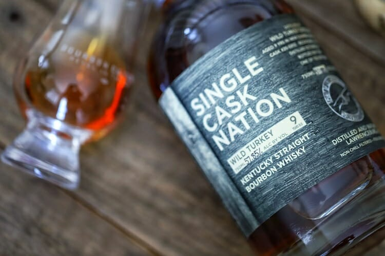 Single Cask Nation Wild Turkey 2020 Cover pic