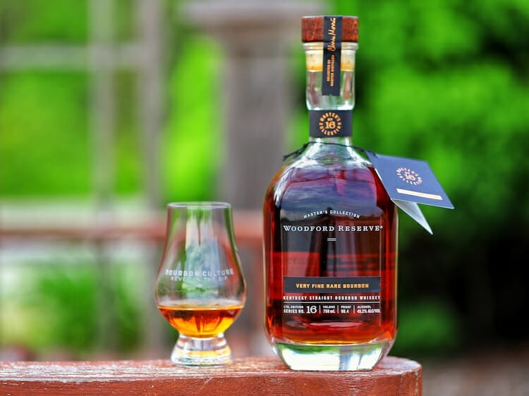 Woodford Reserve Very Fine Rare Bourbon Cover Pic